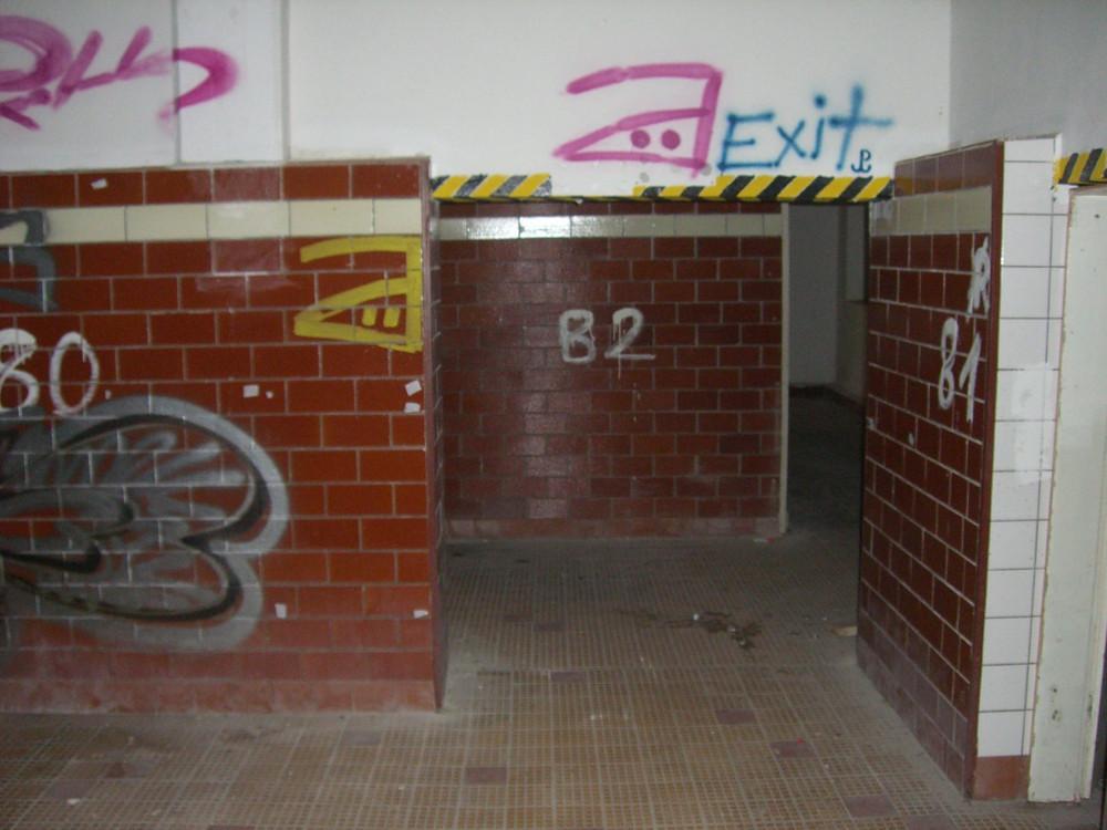 Hof 7  – (Spur von Angst und Ekel)   DenkMALProra