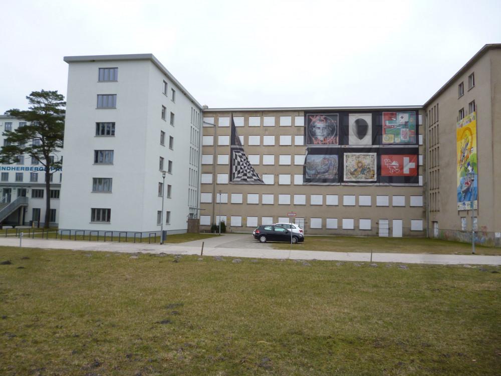 Hof 8 (Künftiges Bildungszentrum 3. OG) | DenkMALProra