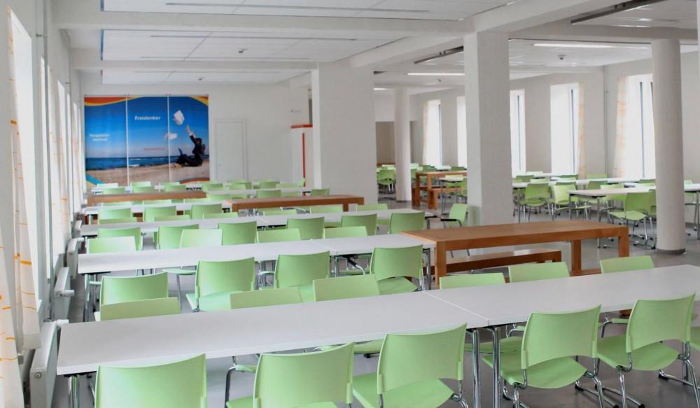 Hof 8 (Künftiges Bildungszentrum EG) | DenkMALProra